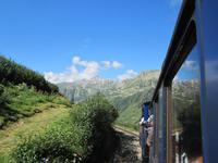 Schweiz, Furkadampfbahn