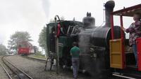 227 Fahrt mit der Brienzer Rothornbahn