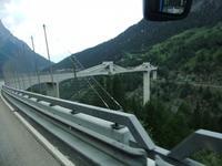 Brücke bei Brig