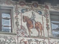 Luzern. Hotel de Balance