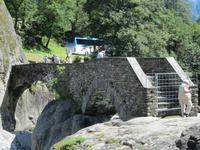 Ausflug ins Maggia-und Bavonatal mit Walter
