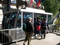 Weggis, Bergbahn