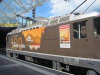 Fahrt mit dem Glacier-Express von Filisur nach Zermatt