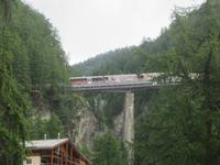 Wanderung von der Riffelalp nach Zermatt