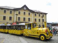Ankunft in Tirano