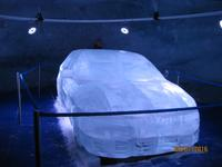 Im Eispalast auf dem Kleinen Matterhorn