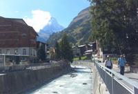 Zermatt, Hotel Perren