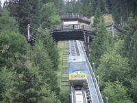 Die Schatzalpbahn