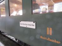 Fahrt mit dem Nostalgiezug nach Filisur