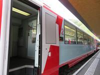 Fahrt mit dem Glacier-Express -