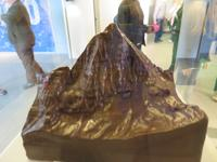 Zermatt - Ausflug zum Gornergrat - Matterhorn aus 4,5 Kilogramm Schokolade