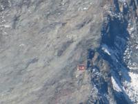 Zermatt -  Matterhorn - Schutzhütte am Hörnligrat