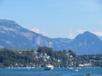 Fahrt zur Schwägalp - Stopp in Luzern -