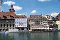 Pause in Luzern