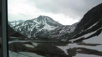 Fahrt mit dem Glacier-Express - Oberalppass