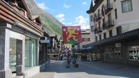 Zermatt - Bahnhofsstrasse