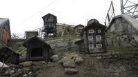 Fahrt zum Säntis - Grimsel-Pass