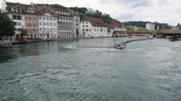 Fahrt zum Säntis - Luzern - Nadelwehr