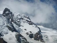 Blick zum Kleinen Matterhorn