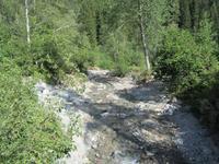 Landwasserviadukt, kleine Wanderung