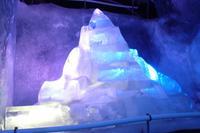 Gletscherpalast auf dem Kleinen Matterhorn