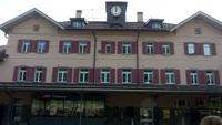 Pontresina Bahnhof