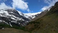 Fart mit dem Bernina Express