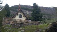 Zermatt-Englische Kirche