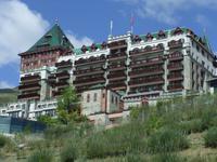 Badrutt-Palace-Hotel in St. Moritz