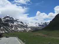 Glacier-Bernina-Reise, Ausflug ins Engadin, Julierpass-Strasse