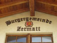 Glacier-Bernina-Reise, Abendessen auf Sunnegga
