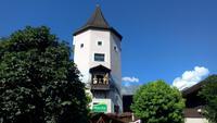 Unsere erste Pause in der Schweiz