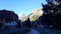 Abschied von Zermatt...