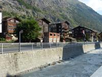 Zermatt am Morgen