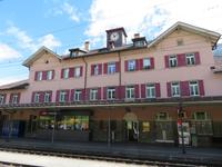 Bahnhof Pontresina