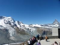 Breithorn, Kleines Matterhorn, Matterhorn