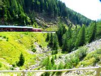 Talwärts nach Tirano