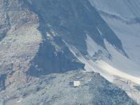 Die Hörnleinhütte zum Matterhorn