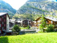 Spaziergang durch Zermatt