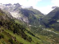 Der Rhonegletscher