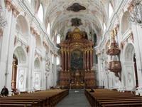 Barock in St. Franz-Xaver in Luzern