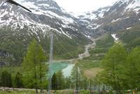 Alp Grüm, ein Platz zum Fotografieren