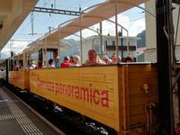 Fahrt mit dem nostalgischen Zug