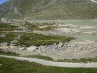 auf dem Berninapass