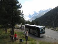 Fotostopp am Moteratschgletscher