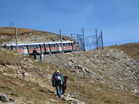 Wanderung Gornergrat-Rotenboden