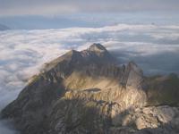 20 Blick vom Säntis über die Schweiz