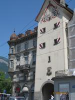 Zu Besuch in Chur