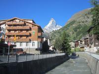 Verabschiedung von Zermatt