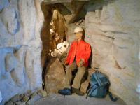 Mineralien-Ausstellung auf dem Säntis